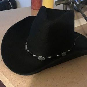 Accessories - Harley Davidson Cowboy Hat